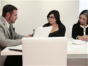 Inconvenient domina Part two - Ember Snow