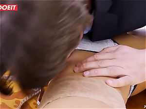 LETSDOEIT - Tailor Seduced And boinks young client