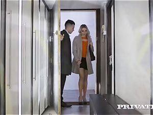 Private.com - Mia Malkova fucks in the colon