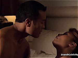 Oriental Charmane star requires sexual gratification