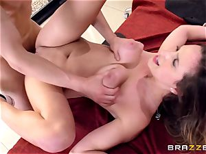 Ashley Adams humps her stepfather