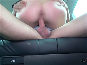 spunky hook-up With ginger-haired
