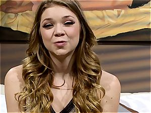 teenager Jessie Andrews is a boho dame in need of a however poke