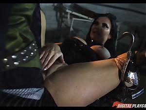 fantasy smash with hook arm hooker Jasmine Jae