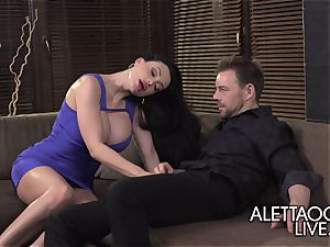 3some with Aletta Ocean