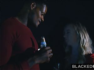 BLACKEDRAW beau with cheating fantasy shares his light-haired gf