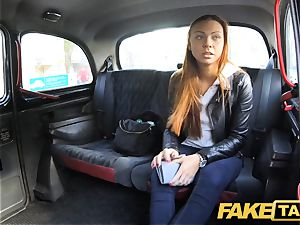faux cab hidden cam catches beautiful couple boning