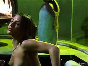 Elexis Monroe seduced by molten stepdaughter Abella Danger