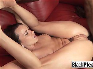 bi-racial rectal hookup with Dana DeArmond and Byron long