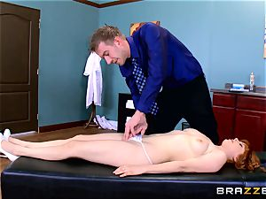 Patient Penny Pax plowed by gigantic dicked medic