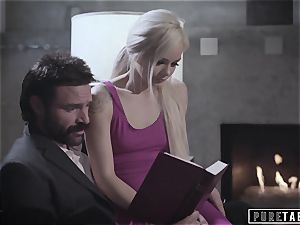 unspoiled TABOO weirdo Parents bang bashful Foster daughter-in-law