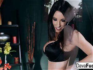 Dava Foxx's super-fucking-hot solo joy