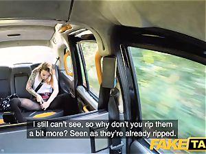 faux cab smallish Kylie Nymphette vulva nailed