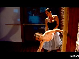 fabulous ballet lessons w Jayden Jaymes
