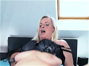 German Mature filthy Tina Has Her rump pummeled