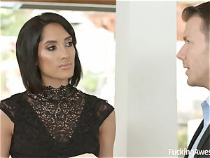 FuckingAwesome Chloe Amour gets torn up by MMA fighter