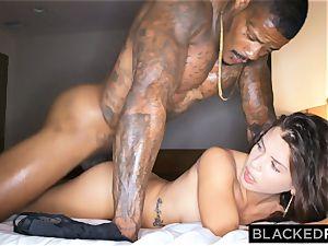 BLACKEDRAW cheating girlfriend hooks up with ebony man