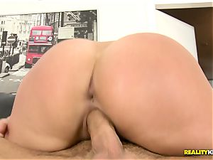 uber-sexy butted Linda Ray getting boinked
