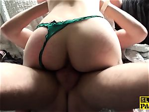 UK marionette whore predominated with from the rear