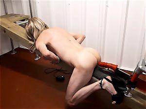 RachelSexyMaid - 15 - basement culo nude pulverizing